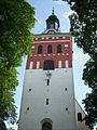 Kristina kyrka i Sala, Tornet 0912.jpg