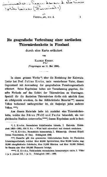 File:Krohn Nordische Thiermärchenkette.djvu