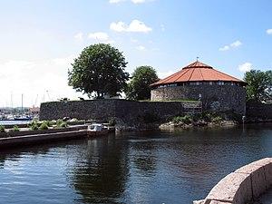Christiansholm Fortress - Image: Krsand Citadellet