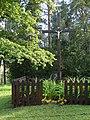 Krufikss pie Okras Sv. Hieronīma Romas katoļu baznīcas, Andrupenes pagasts, Dagdas novads, Latvia - panoramio.jpg