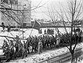 Kulkue vallankumouksen uhrien muistopäivänä 30.3.1917 Tampereella (26901644291).jpg