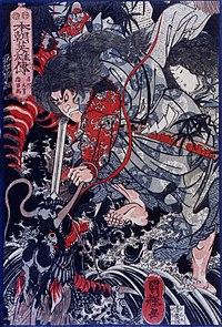 Susanoo-no-Mikoto - Wikipedia