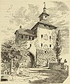 Kunstdenkmäler KN 1887 S089 Konstanz Kreuzlinger Thor 1862.jpg