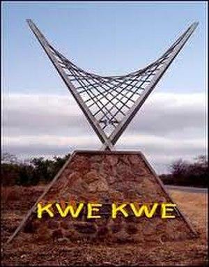 Kwekwe - Main Street.