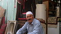 Kyack and store man in the Bazaar of Nishapur 7.JPG