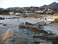 L'Ile-Rousse - sunrise on the beach - panoramio.jpg