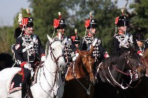 Light Cavalry HAC - The Light Cavalry HAC at their Annual Inspection at Windsor 2005