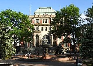 Long Island City Courthouse United States historic place