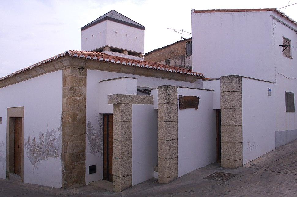 """La """"Iglesia de los Judíos"""""""