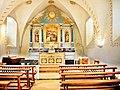 La Chapelle d'Abondance. Intérieur de la chapelle Notre Dame de Compassion. 2015-06-20.JPG