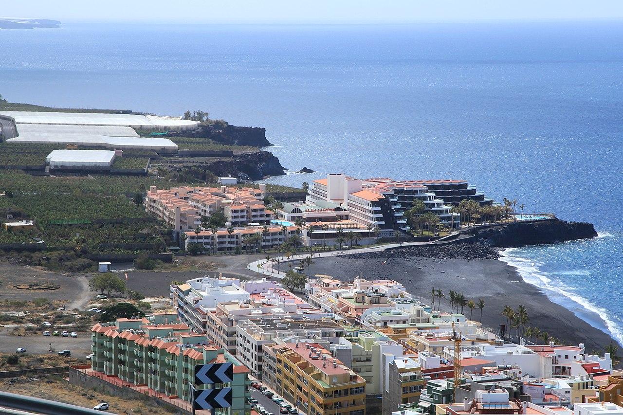 Hotel Puerto Naos La Palma