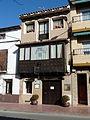 La Puebla de Alfindén - Calle Mayor 2.JPG