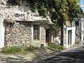 La Roche-Guyon (95), bove, rue Vieille-Charrière de Gasny 1.JPG