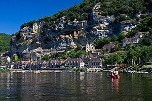 La Roque-Gageac - Image: La roque gageac