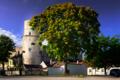 Laaer Burg, vom Burgplatz aus gesehen.png