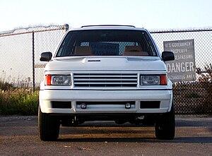 Rayton-Fissore Magnum - Image: Laforza 1989 V8 5.0