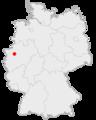Lage der Stadt Gladbeck in Deutschland.png