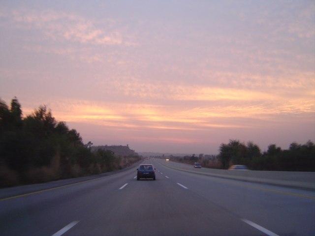 Lahore-Islamabad Motorway