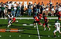 Lake Travis High School football team vs Timberwolves.jpg
