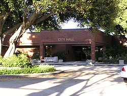 The Lakewood City Hall, in September 2005.