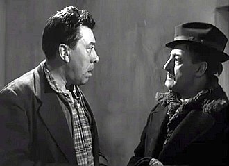 Fernandel - Fernandel (left) and Totò in The Law Is the Law (1958)