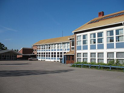 How to get to Lambertseter Skole with public transit - About the place