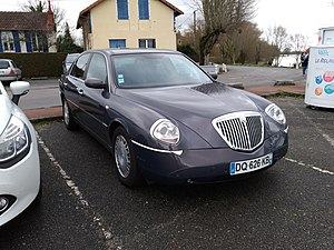 consommation lancia thesis diesel