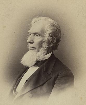 Landon Garland - Portrait of Chancellor Landon C. Garland