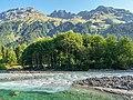 Landquart Quelle, Zusammenfluss von Vereinabach und Verstanclabach, Klosters-Serneus GR 20190830-jag9889.jpg