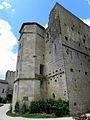 Larressingle (32) Château 03.JPG