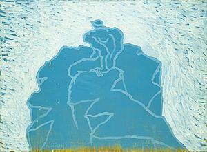 Larry Abramson - Image: Larry Abramson, Nevo, 1984
