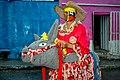 Las Burriquitas de Sanare , por el pueblo.jpg