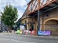 Latimer Road station entrance 1 2020.jpg