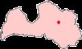 Latvia city Cesvaine.png