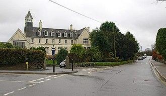 Launceston College, Cornwall - Image: Launceston College geograph.org.uk 1595672