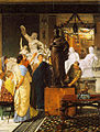 Lawrence Alma-Tadema A Sculpture Gallery in Rome at the Time of Agrippa.jpg