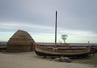 Le Barcarès Poblado pescadores.JPG