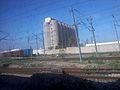 Le grand SILO (céréales) du port de casablanca.jpg