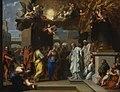 Le mariage de la vierge budapest nicolas loir.jpg