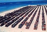 Leaking Agent Orange Barrels at Johnston Atoll