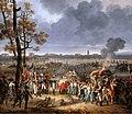 Lecomte - Reddition de Mantoue, le 2 février 1797, le général Wurmser se rend au général Sérurier.jpg