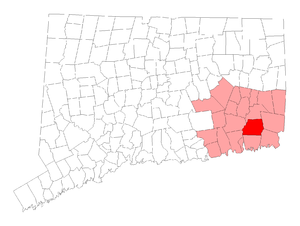 Connecticut Indian Land Claims Settlement - Ledyard, Connecticut