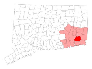 Ledyard, Connecticut Town in Connecticut, United States