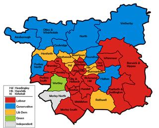2003 Leeds City Council election