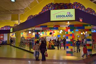 Legoland Discovery Centre - Legoland Discovery Centre Toronto