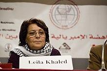 Leila Khaled: Icon of Palestinian Liberation (Revolutionary Lives)
