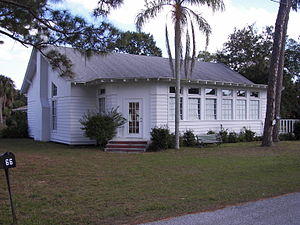 Lemon Bay Woman's Club - Image: Lemon Bay Woman's Club 3