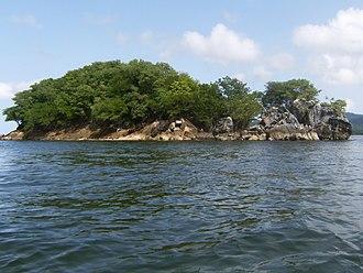 Lenagan Island - Image: Lenagan Island, Trinidad and Tobago