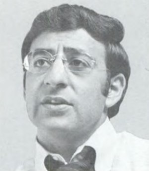 Leon Panetta - 1977 Congressional portrait of Panetta