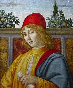 Leonardo da Vinci, Self Portrait №2